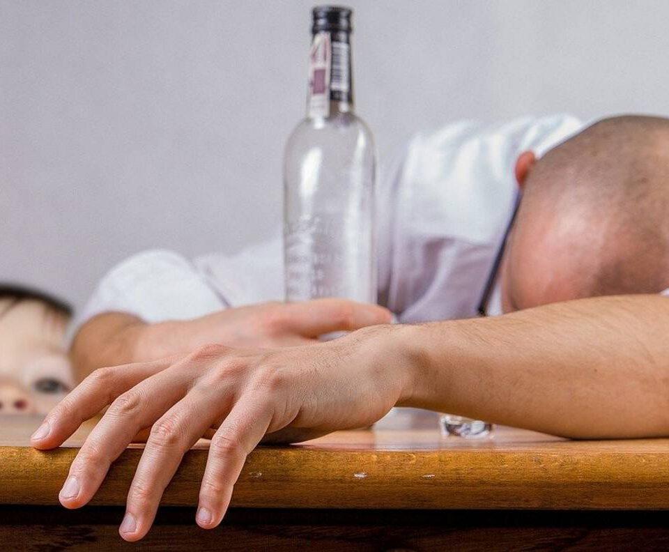 alkoholizm a depresja